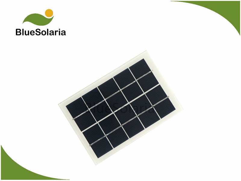 2 Watt 5V Solar Panel | Small Solar Panels