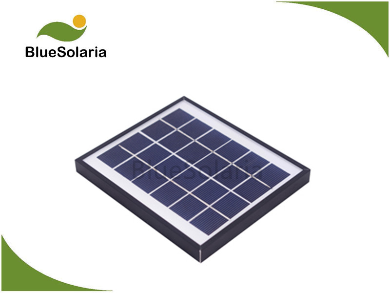 6V 2W Solar Panel | Waterproof Solar Panel